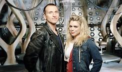 Doctor Who, Prima stagione. Il nono Dottore sbarca sul BluRay Disc