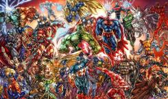 Marvel v DC: Infinity War