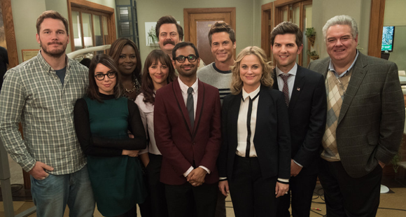 Parks and Rec - evidenza