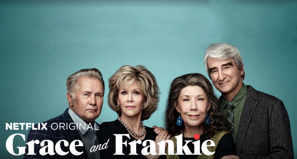 Grace and Frankie - evidenza