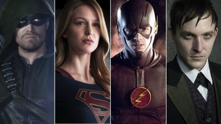 arrow-supergirl-the-flash-gotham-thecw-cbs-fox