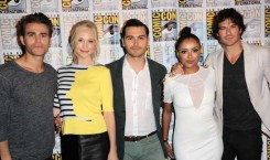 Comic-Con 2015: The Vampire Diaries