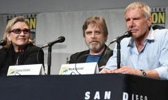 Comic-Con 2015 presenta: Star Wars: The Force Awakens