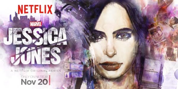 Jessica Jones - banner