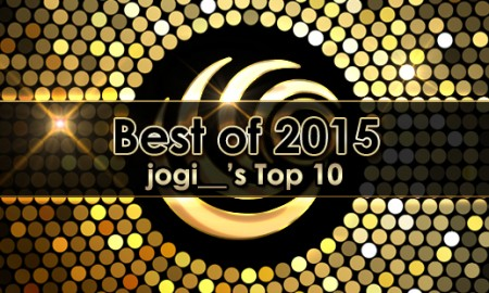 Top 10 2015 - jogi oriz