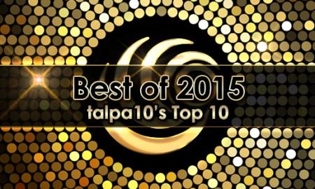 Top 10 2015 - talpa oriz