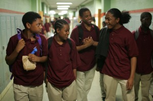 The Wire_at school