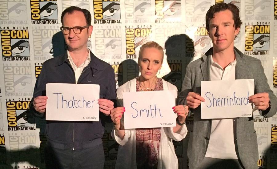 Sherlock Comic-Con 2016