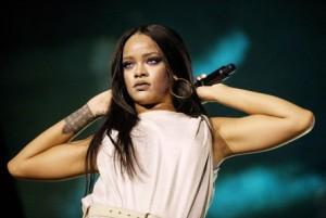 Rihanna concert in Stockholm, Sweden - 04 Jul 2016
