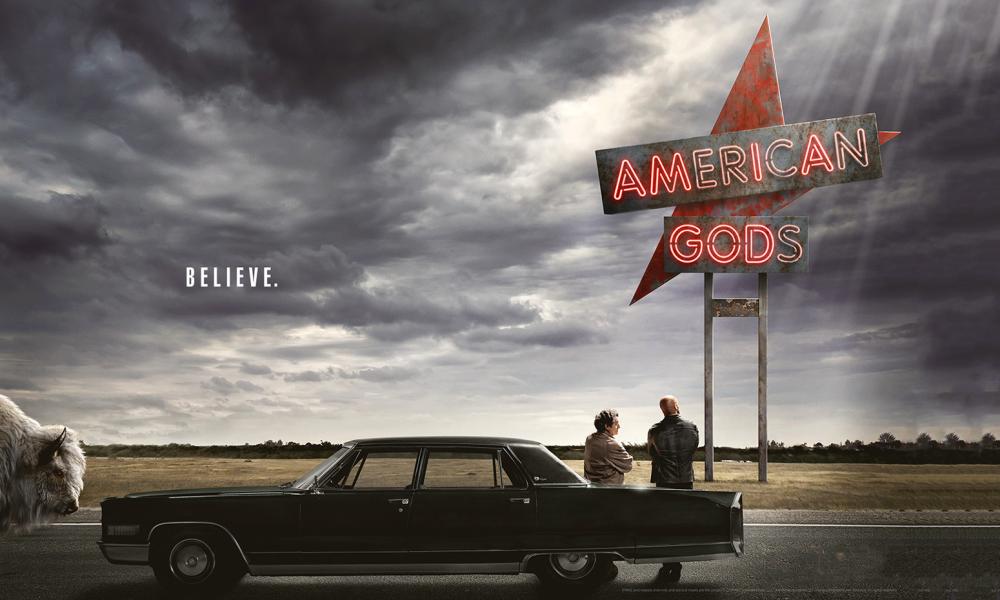 American Gods - evidenza orizzontale