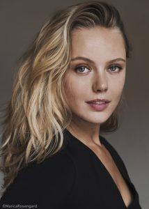 Frida Gustavsson sarà Freydís Eiríksdóttir.