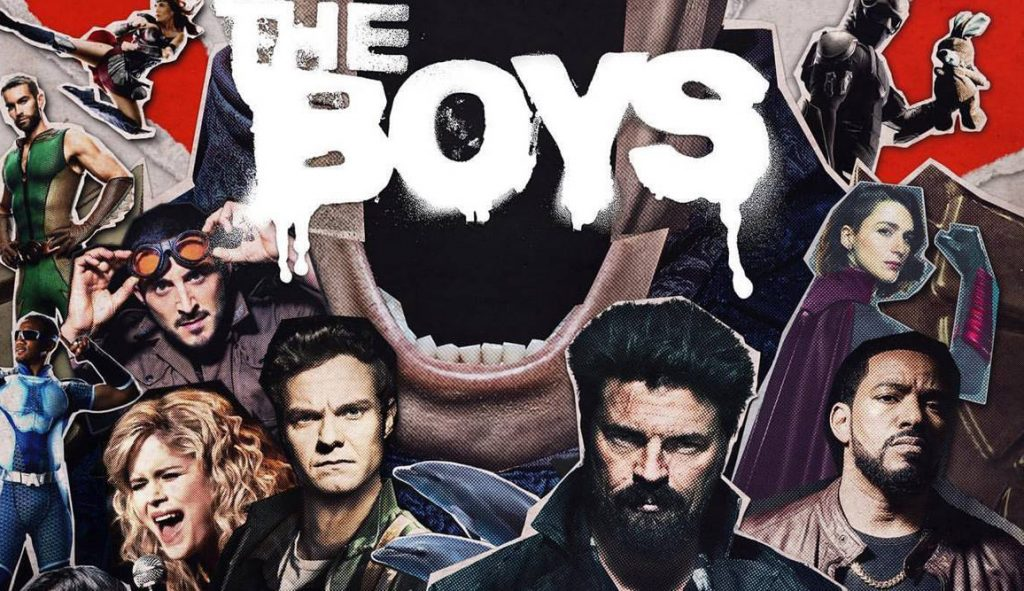 The Boys evidenza