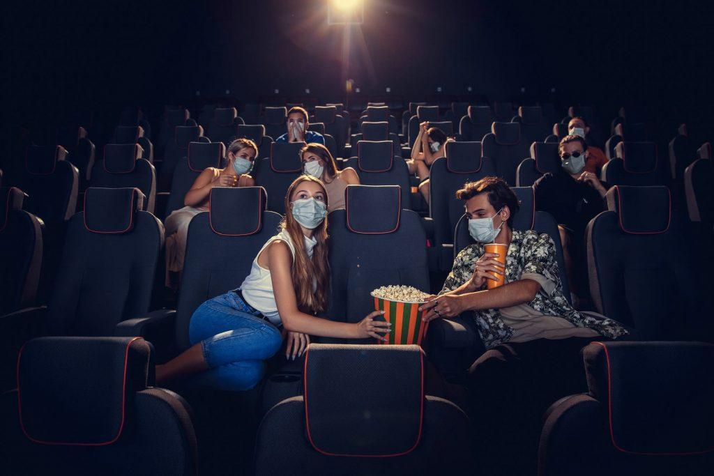 Movie theatres during quarantine